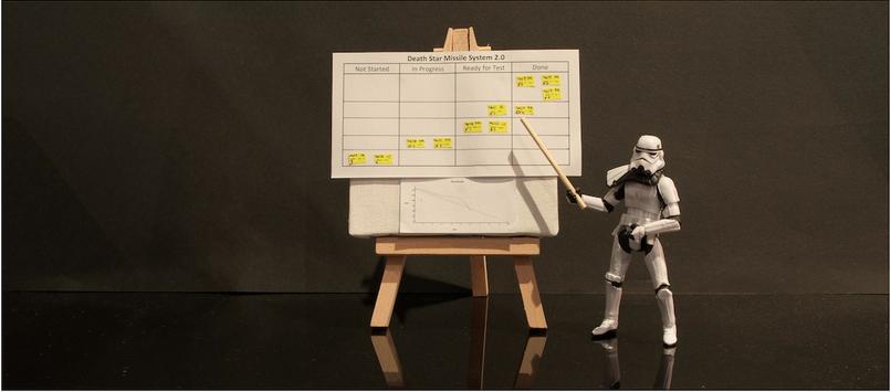 Stormtroopers Kanban